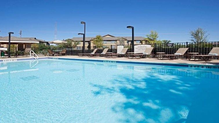 Pool in Staybridge Suites Austin Northwest