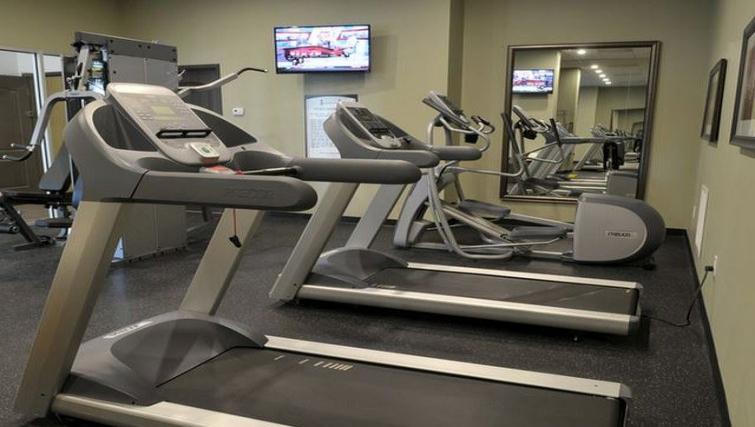 Gym in Staybridge Suites St. Petersburg