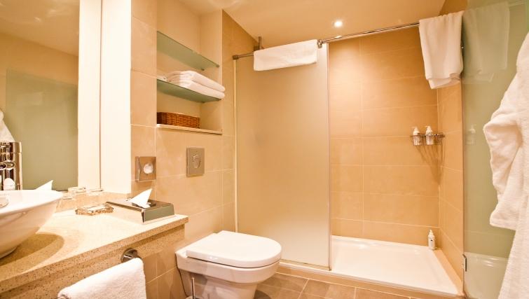 Bathroom in Staybridge Suites St. Petersburg