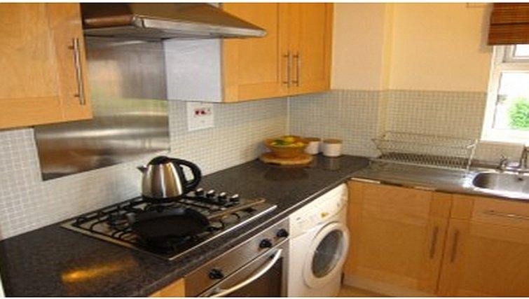 Kitchen in Gladstone Apartment