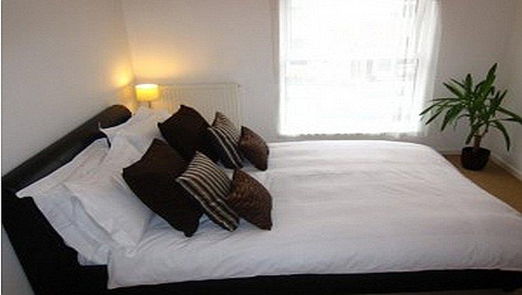 Bedroom in Gladstone Apartment
