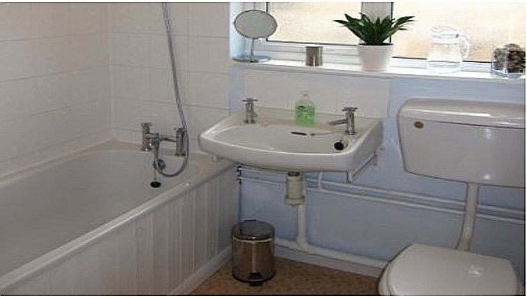 Bathroom in Gladstone Apartment