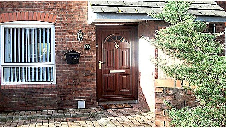 Exterior to Salisbury Court Apartment