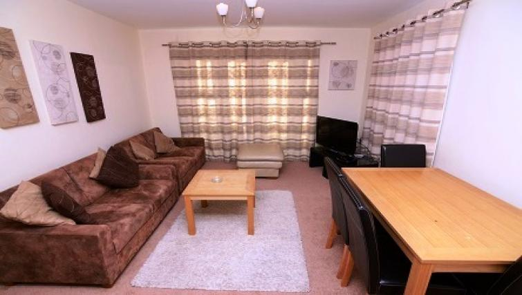 Lounge at Coventry Apartments