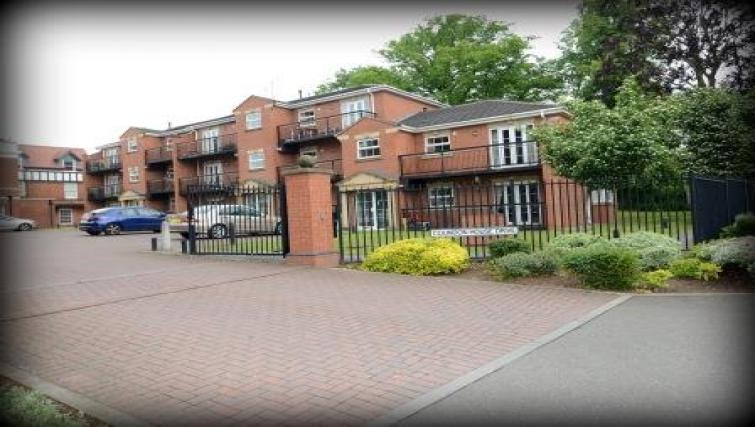 Exterior of Coundon Drive Apartments