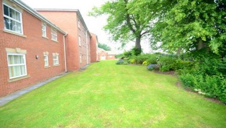Communal area at Coundon Drive Apartments