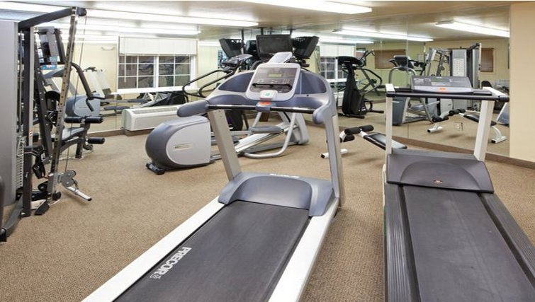 Gym in Candlewood Suites Baltimore Linthicum