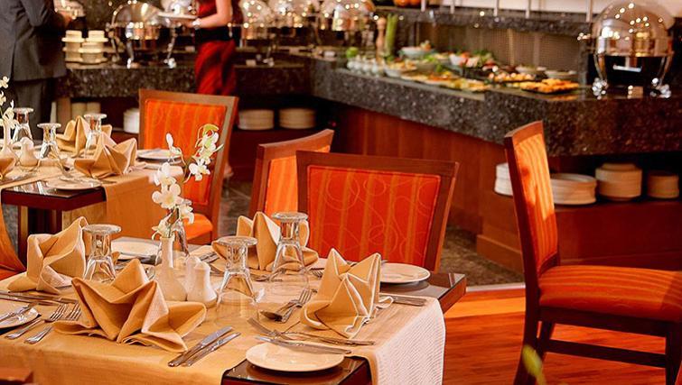 Contemporary restaurant in Al Rawda Arjaan Apartments