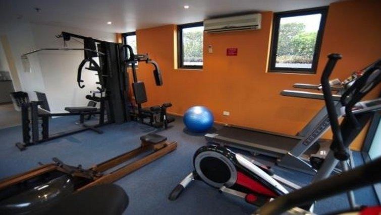 Ideal gym at Quest Brisbane Spring Hill