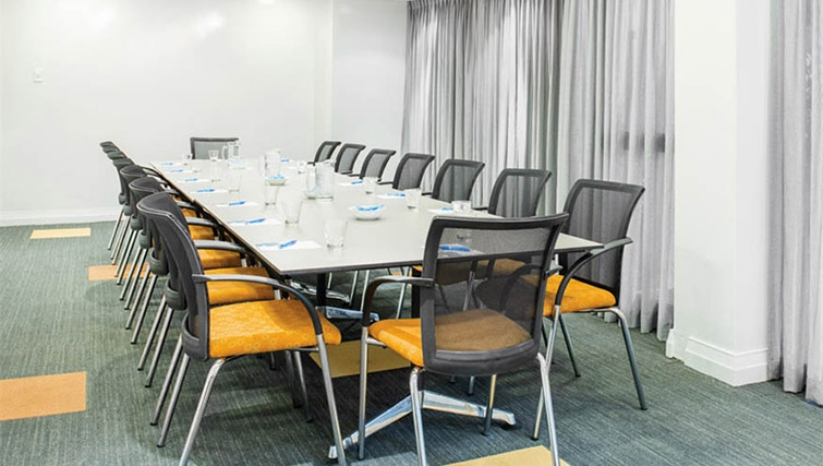 Well equipped meeting room at Mantra on Kent