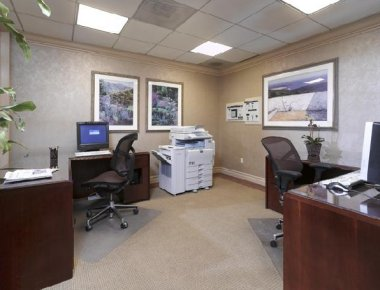 Magnificent business centre in Toluca Hills Apartments