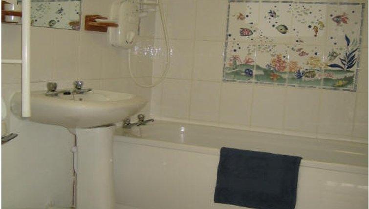 Bathroom at Dolphin Bay Suites