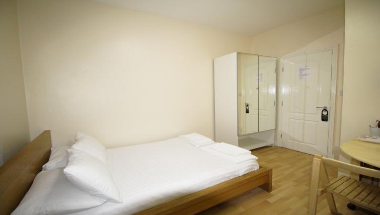 Bedroom at Hillbrook Road Apartments