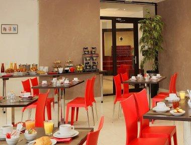 Communal area at Adagio Access Avignon Apartments