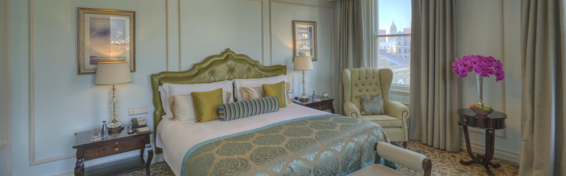 Heritage Bedroom at Taj Cape Town, Centre, Cape Town