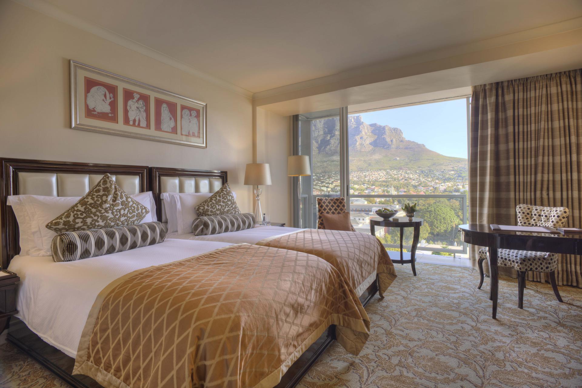 Twin Room at Taj Cape Town, Centre, Cape Town