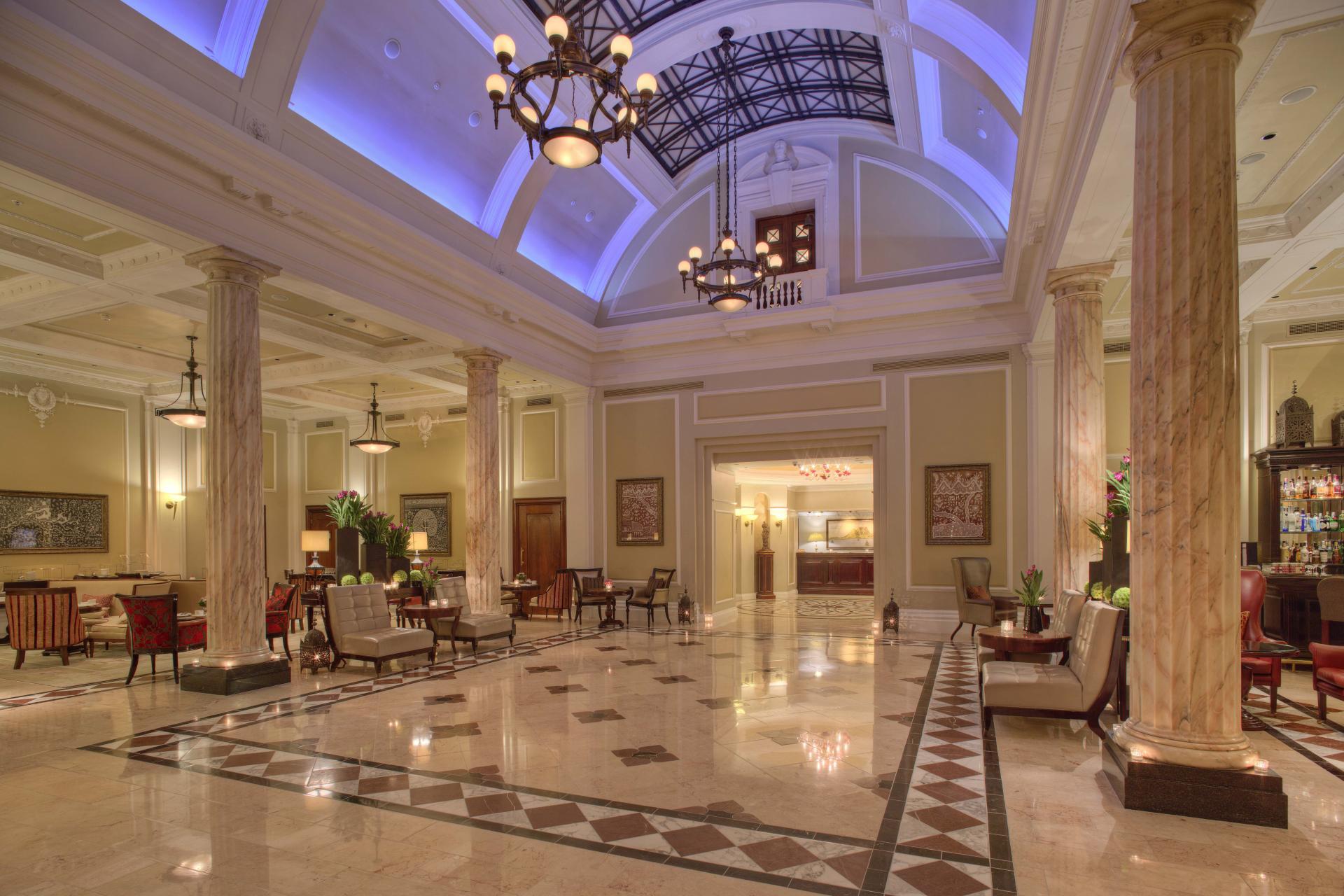 Main Lobby Area at Taj Cape Town, Centre, Cape Town