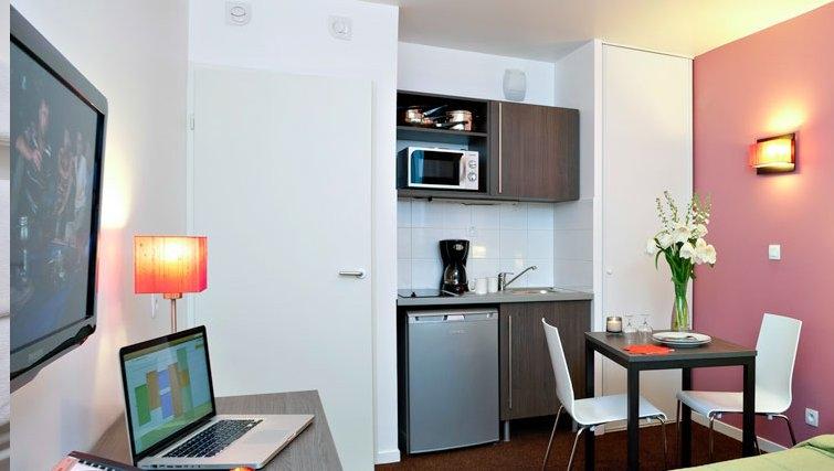 Stylish kitchen in Adagio Access Paris Asnieres