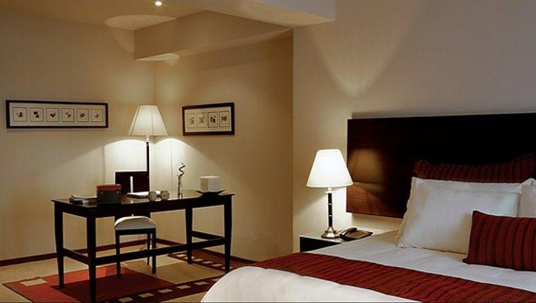 Memorable bedroom in St Isidro Apartments