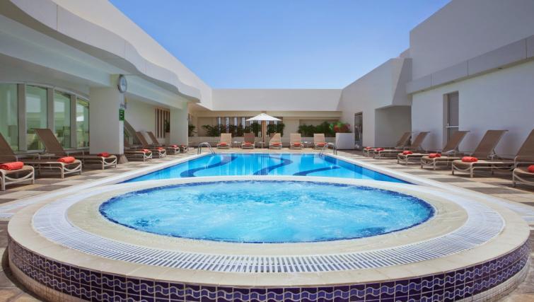 Pool at Al Maha Arjaan Apartments