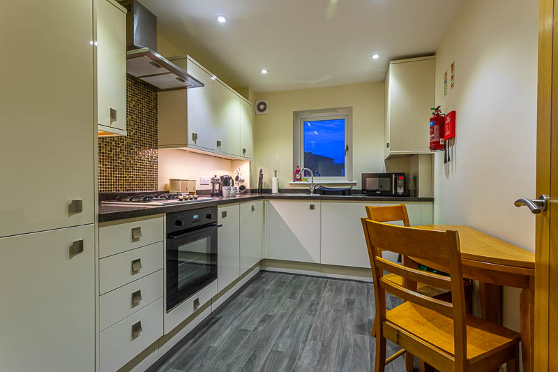 Kitchen at Exeter Serviced Apartments, Centre, Exeter