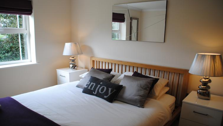 Bedroom at Chesterton Place Apartment
