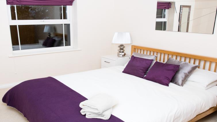 Double bedroom at Chesterton Place Apartment