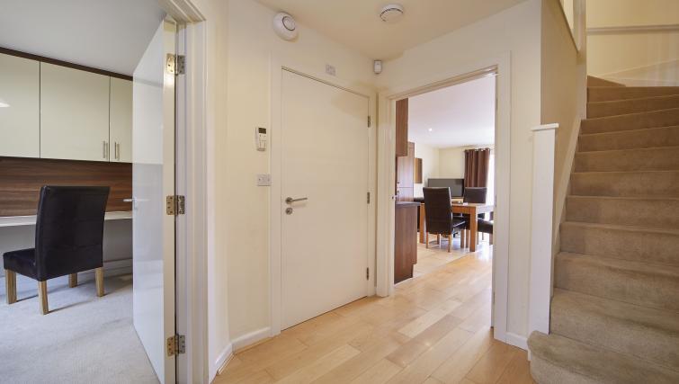 Hallway at Heron House