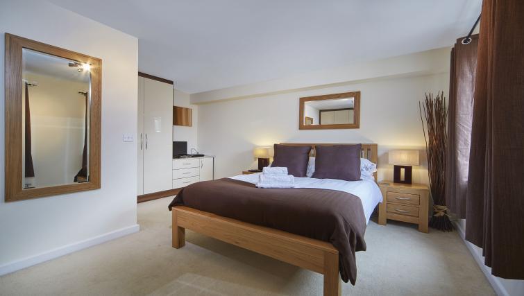 Bedroom 2 at Heron House