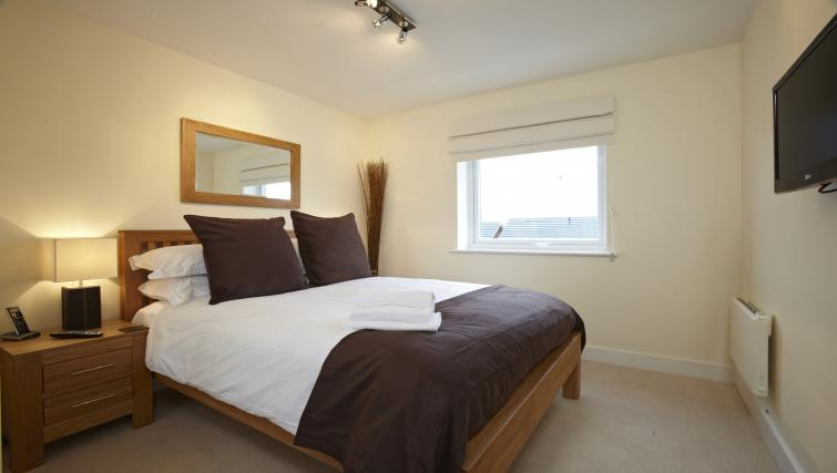 Bedroom at Heron House