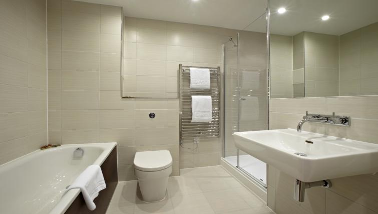 Bathroom at Heron House