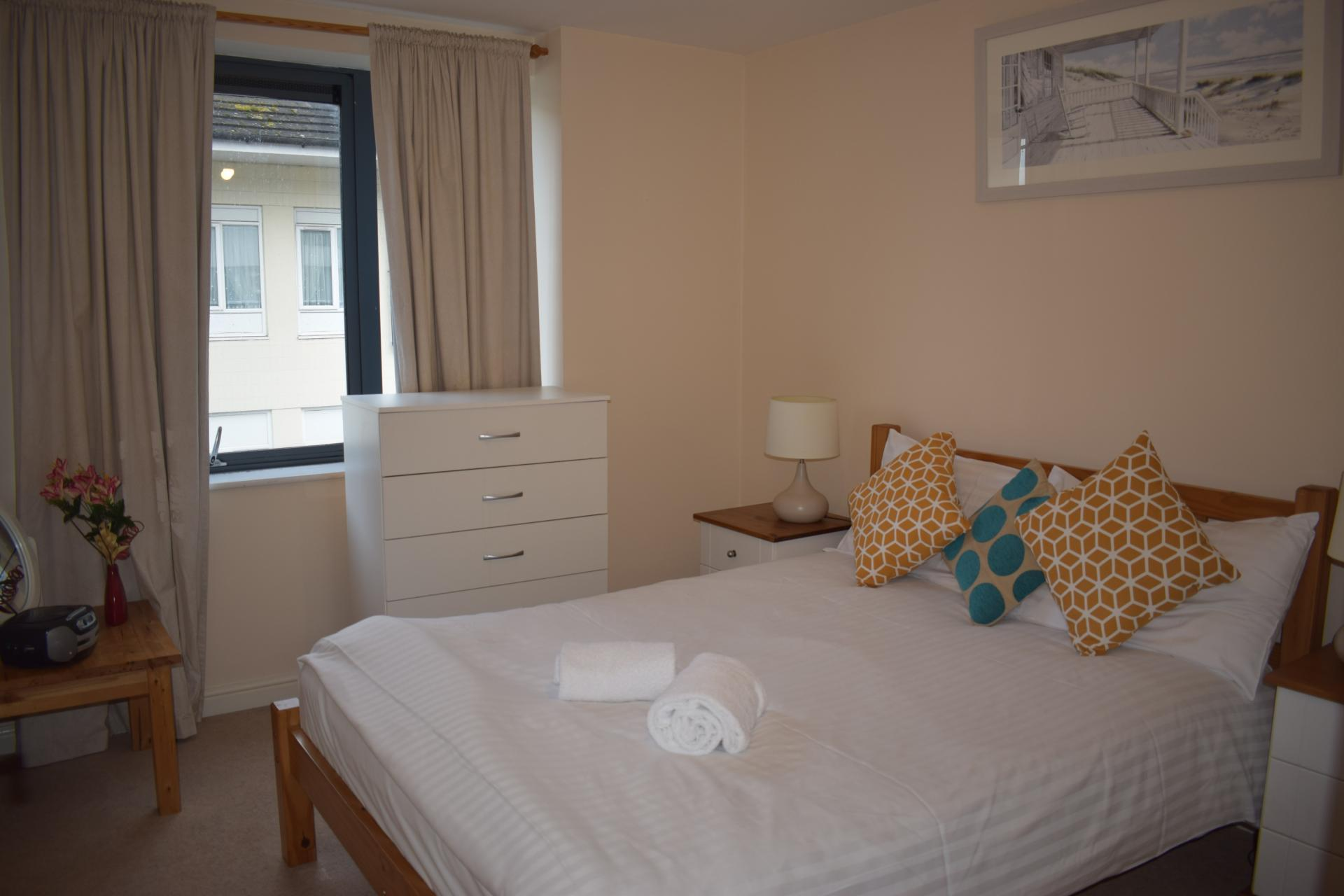 Bed at Queensgate Apartments, Centre, Watford