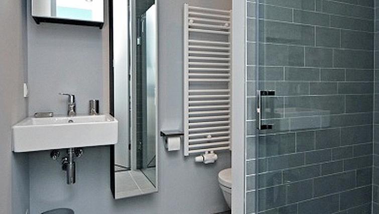 Bathroom at World Fashion Apartments - Utrecht