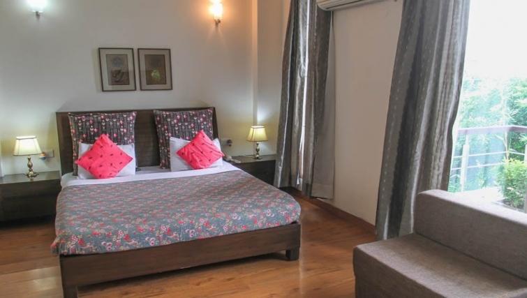 Bedroom at Perch Serviced Apartments