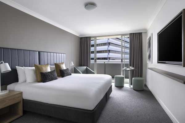 Bedroom at Mantra Chatswood, North Ryde, Sydney