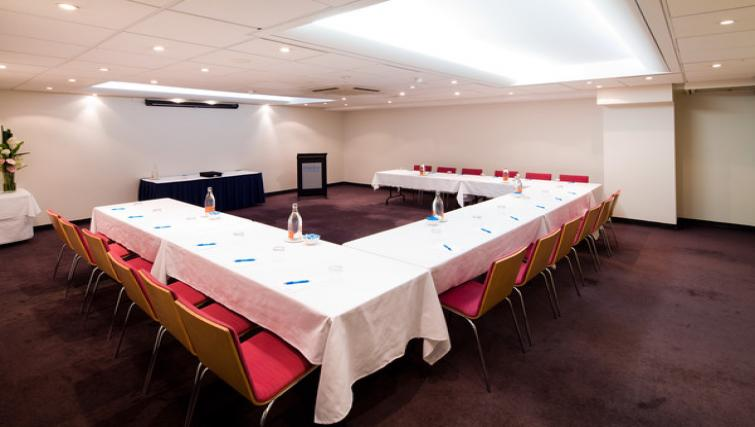 Meeting room at Mantra on Northbourne