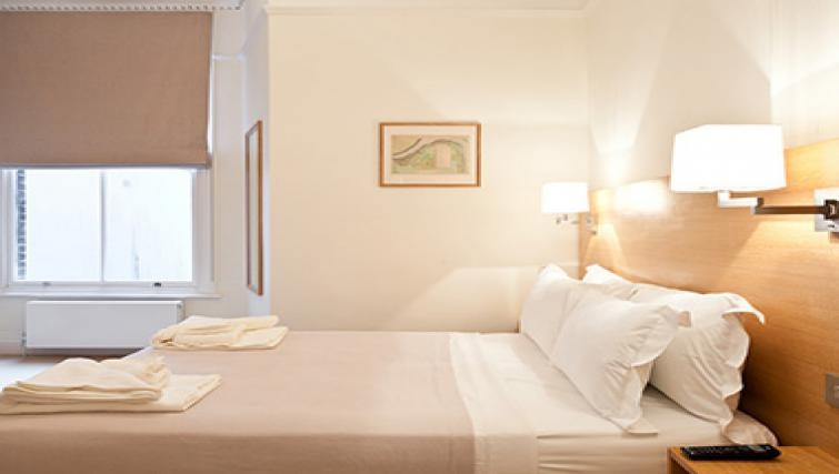 Bedroom in Doughty Street