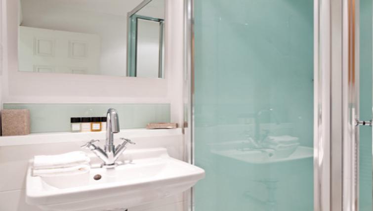 Bathroom in Doughty Street