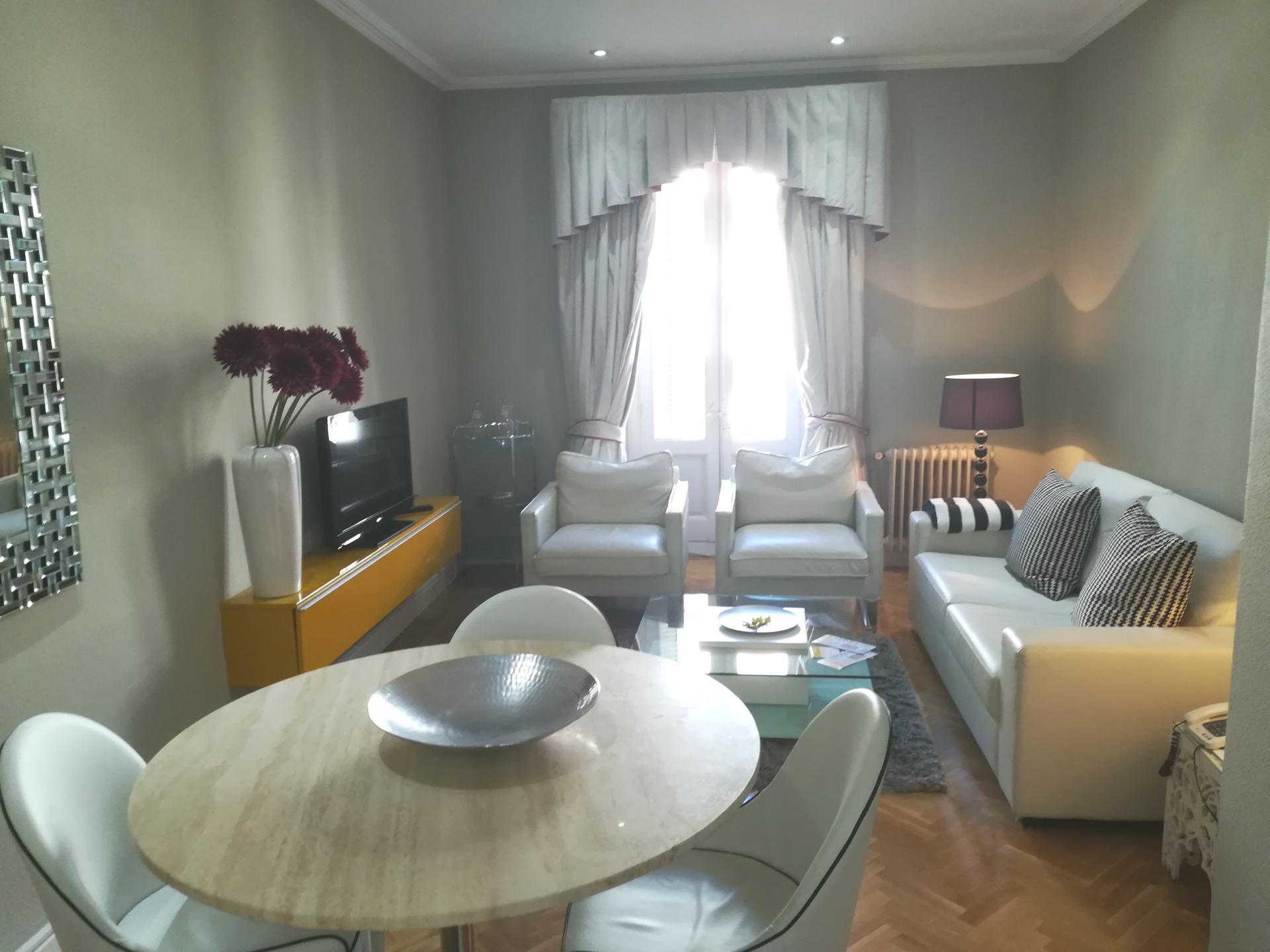 Open-plan at Claudio Coello 14 Apartments, Recoletos, Madrid
