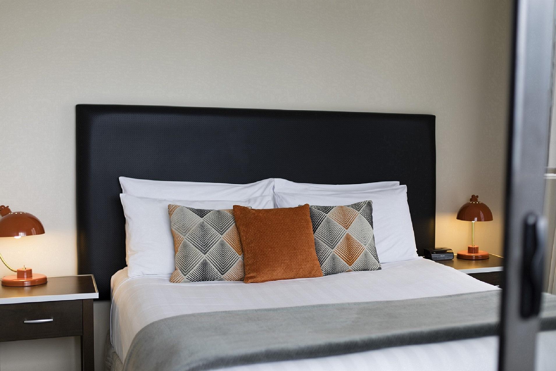 Bedroom at Quest on Queen