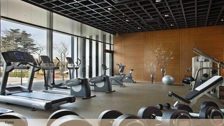 Gym in Oakwood Premier Tokyo Midtown