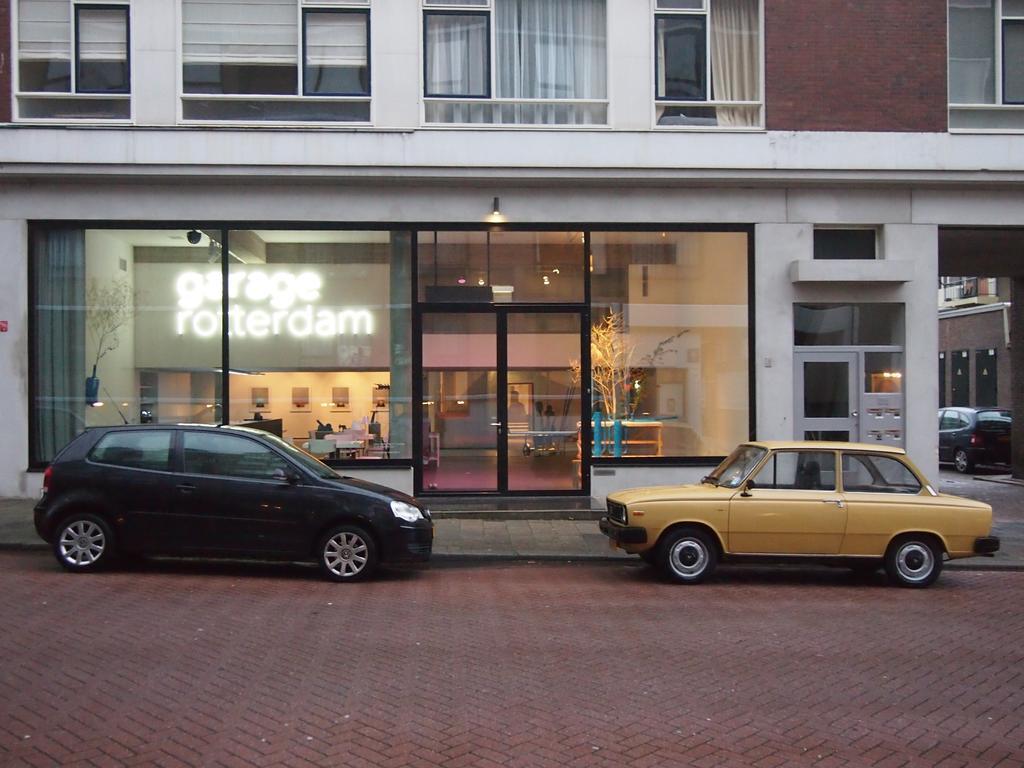 Exterior at Cocoon Apartment, Centre, Rotterdam
