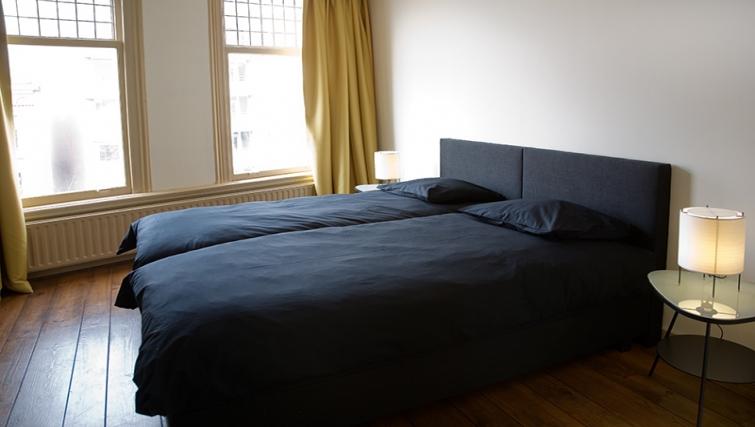 Bedroom at Rooftop Suites