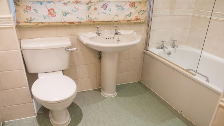 Bathroom at Clarendon Wraysbury Hall