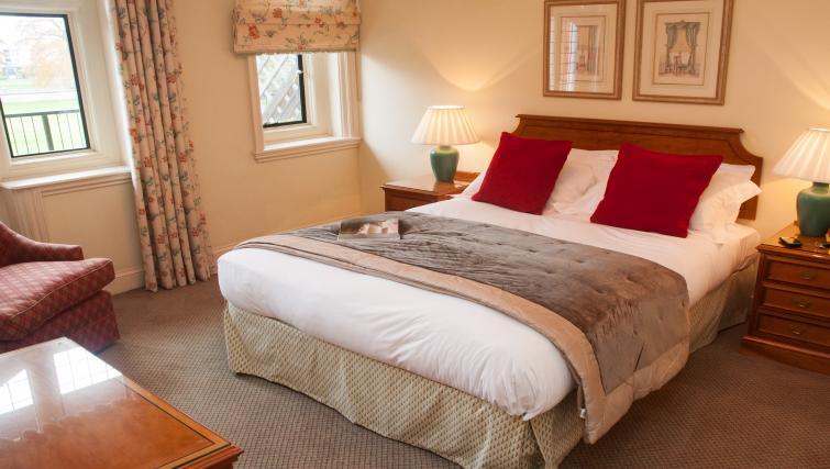 Bedroom at Clarendon Wraysbury Hall