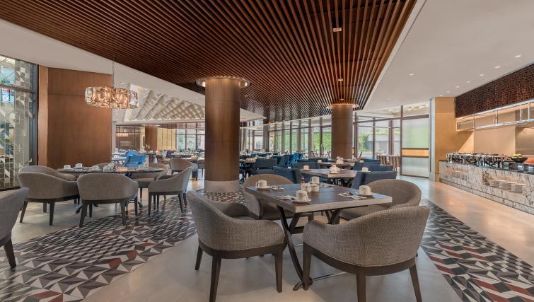 Restaurant at Ascott Makati Apartments