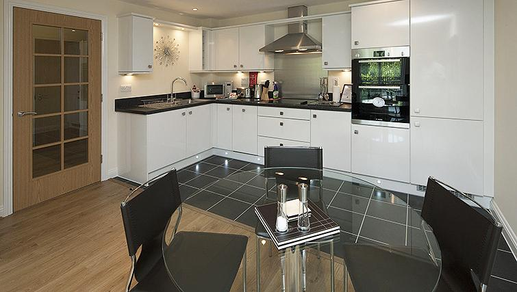 Stylish kitchen in Equinox Place