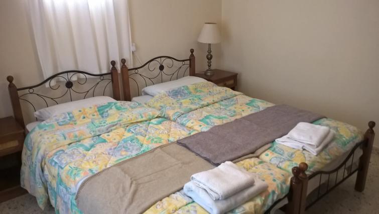 Twin bedroom at Patriko Village Home