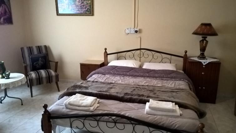 Double bedroom at Patriko Village Home