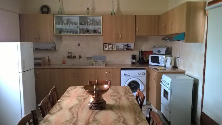 Kitchen at Patriko Village Home
